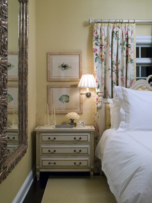 Tristan Harstan Interior Design Guest Room