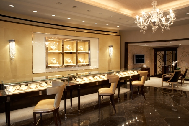 Tristan Harstan Interior Design Commercial Jewelry Retail