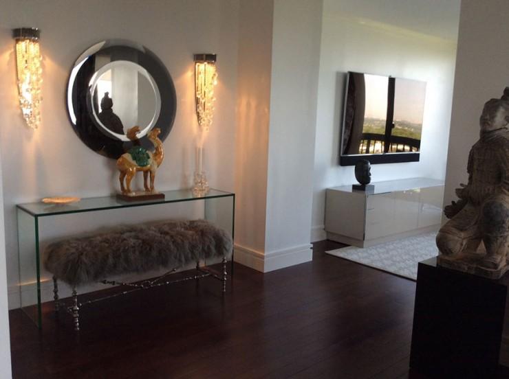 Tristan Harstan Interior Design Residential Entry